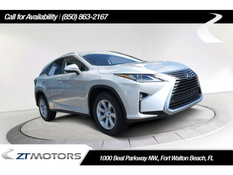 Pre Owned Lexus >> Pre Owned 2016 Lexus Rx 350 Base 4wd
