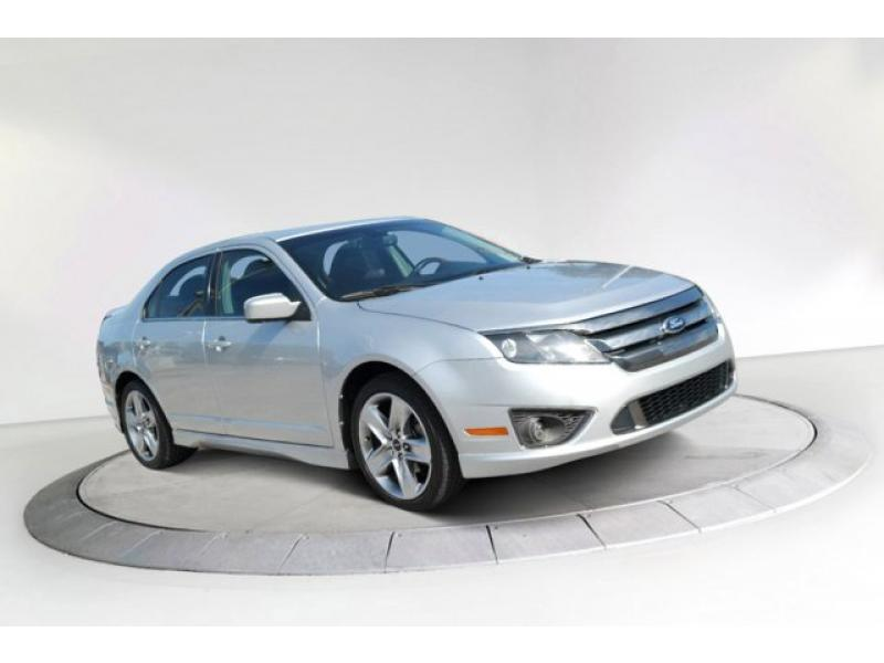 Pre-Owned 2012 Ford Fusion Sport