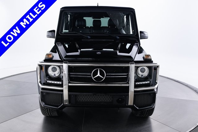 Certified Pre Owned 2014 Mercedes Benz G Class AMG® G 63 SUV