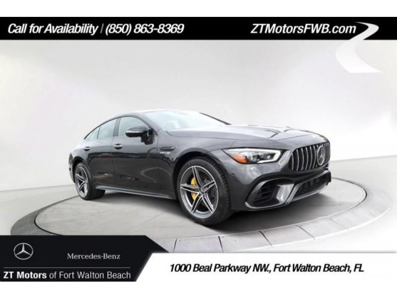New 2019 Mercedes-Benz AMG® GT 63 4MATIC® AWD