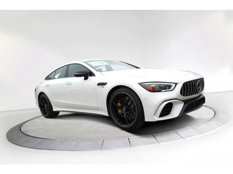 2 Door Coupe New 2019 Mercedes Benz Amg Gt 63 S