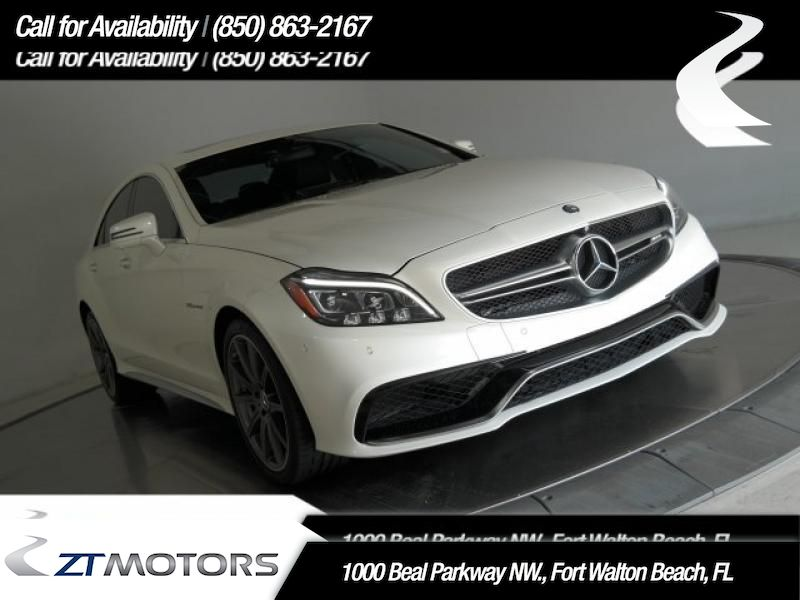 Pre-Owned 2015 Mercedes-Benz CLS AMG® CLS 63 Performance