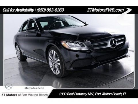 New 2019 Mercedes-Benz C-Class C 300 Sport SEDAN in Fort Walton