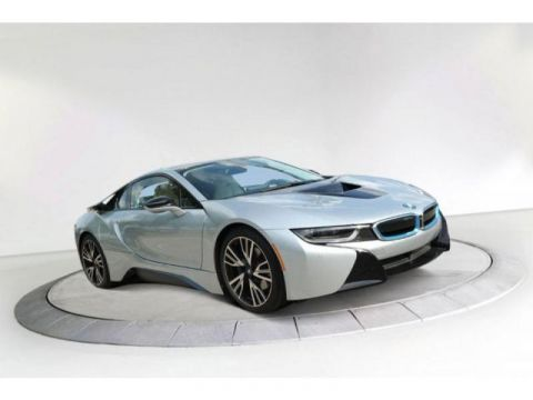 Pre-Owned 2016 BMW i8 Base