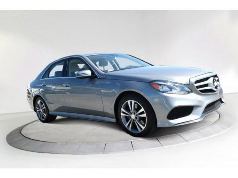Certified Pre-Owned 2015 Mercedes-Benz E-Class E 350 Sport
