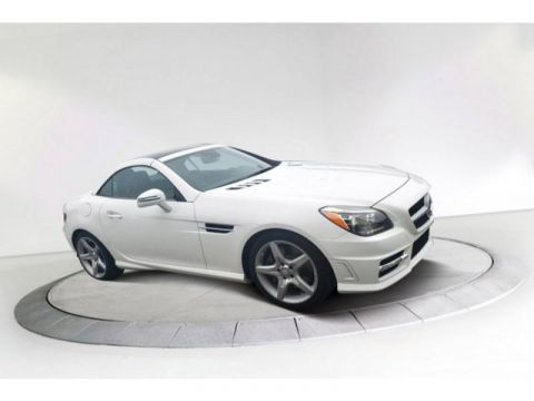 Certified Pre-Owned 2016 Mercedes-Benz SLK SLK 300 Sport